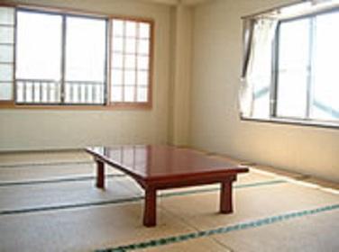 東松館の客室の写真