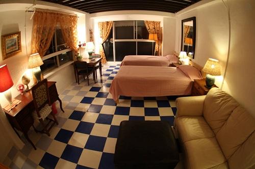 オーベルジュ 白浜クラブの客室の写真