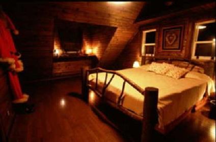 サンタヒルズの客室の写真