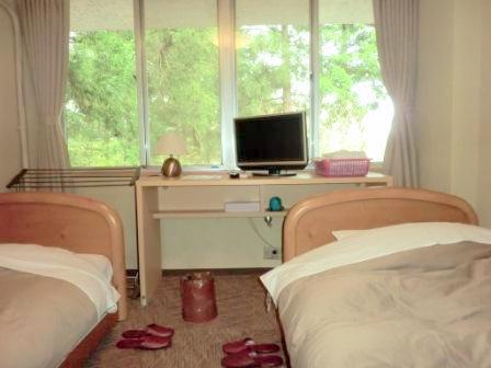 那須カントリーホテル&コテージの客室の写真