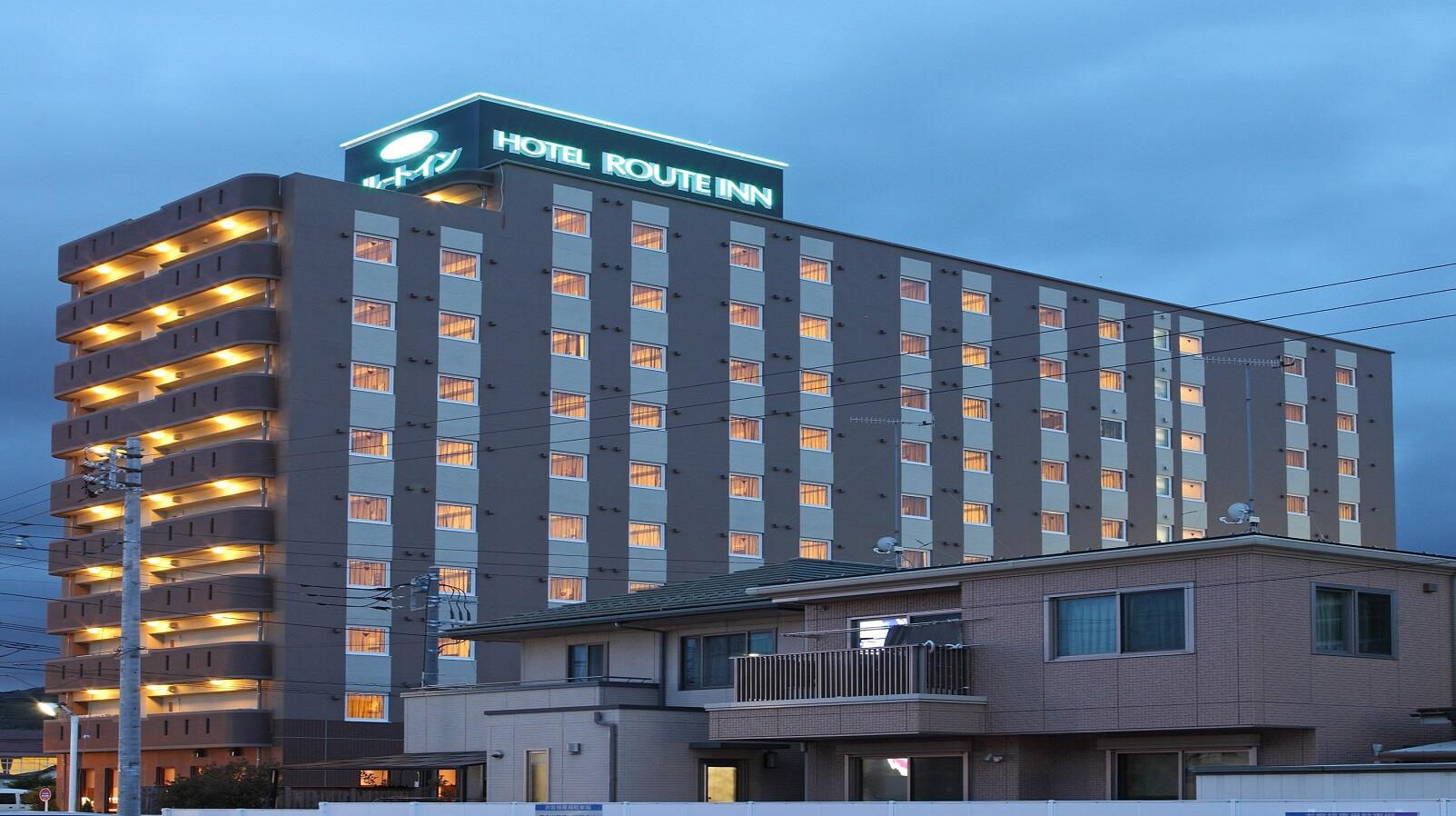 ホテル ルートイン伊勢原 その1
