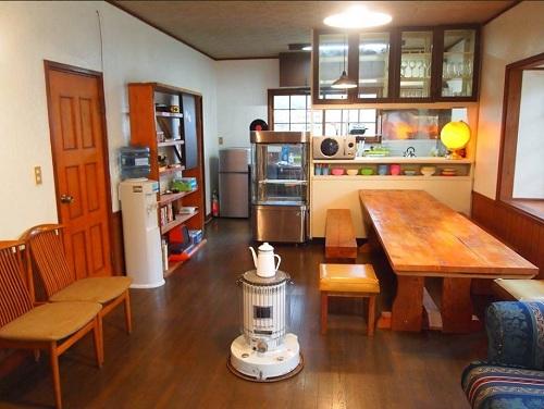 シェア&ゲストハウス白馬シェアの客室の写真