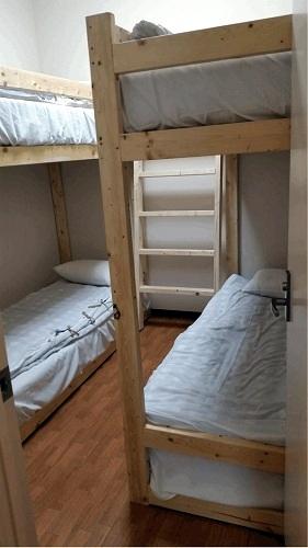 ソフィアスホステルの客室の写真