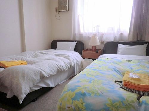 ホテル寺尾の客室の写真