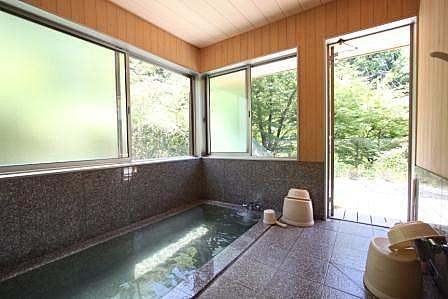 やどり温泉いやしの湯の客室の写真