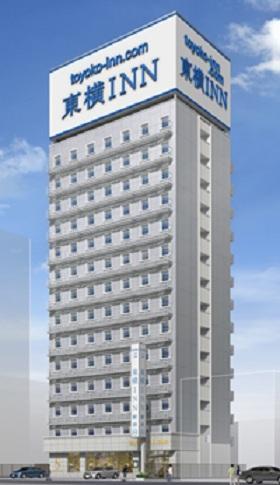 東横インJR神戸駅北口