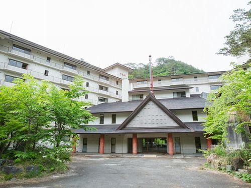 湯西川温泉 ホテル湯西川 その1