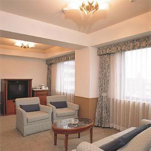 ホテルベルエア仙台の客室の写真