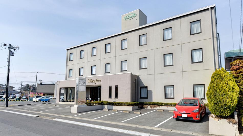 ビジネスホテル サンフレックス