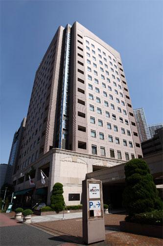 ホテルJALシティ田町東京 外観