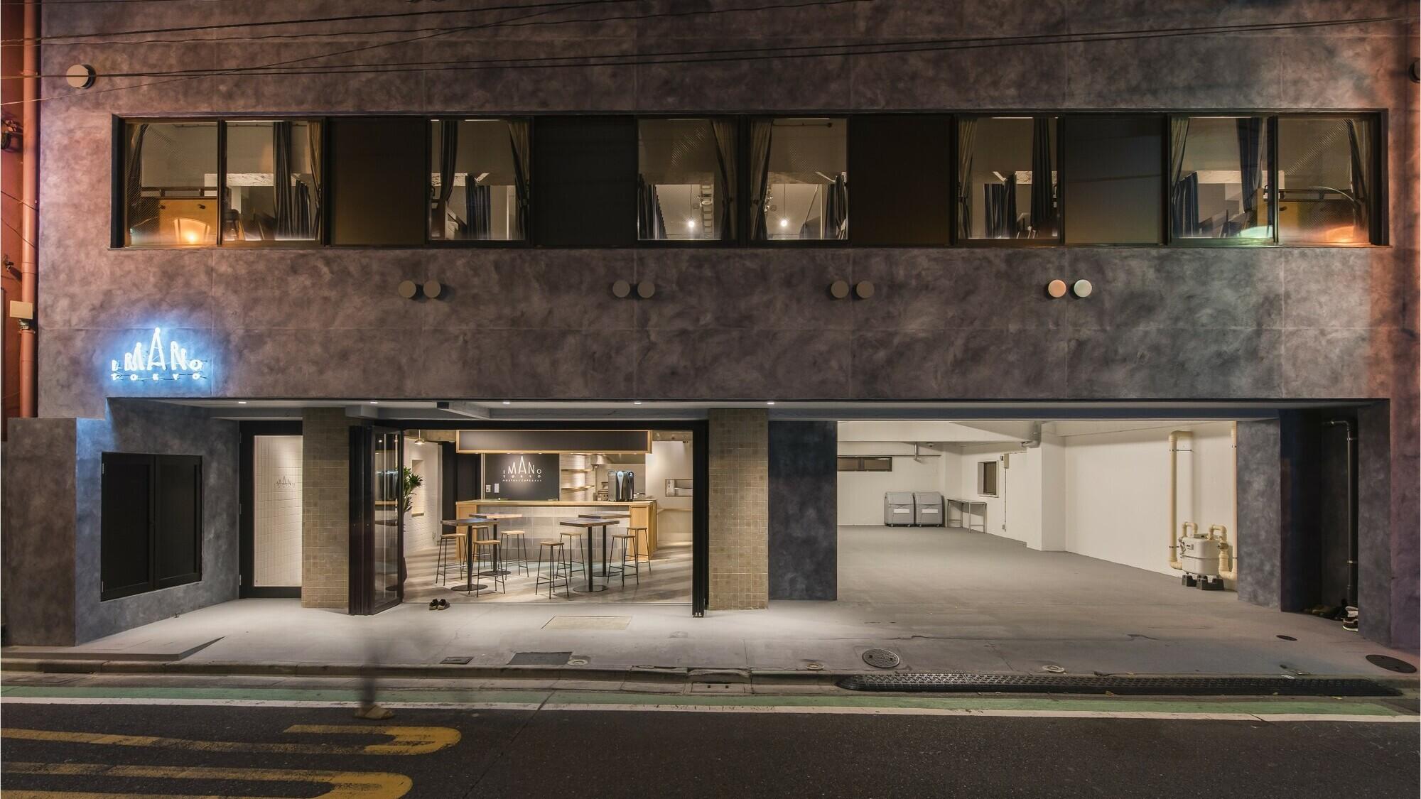 IMANO TOKYO HOSTEL