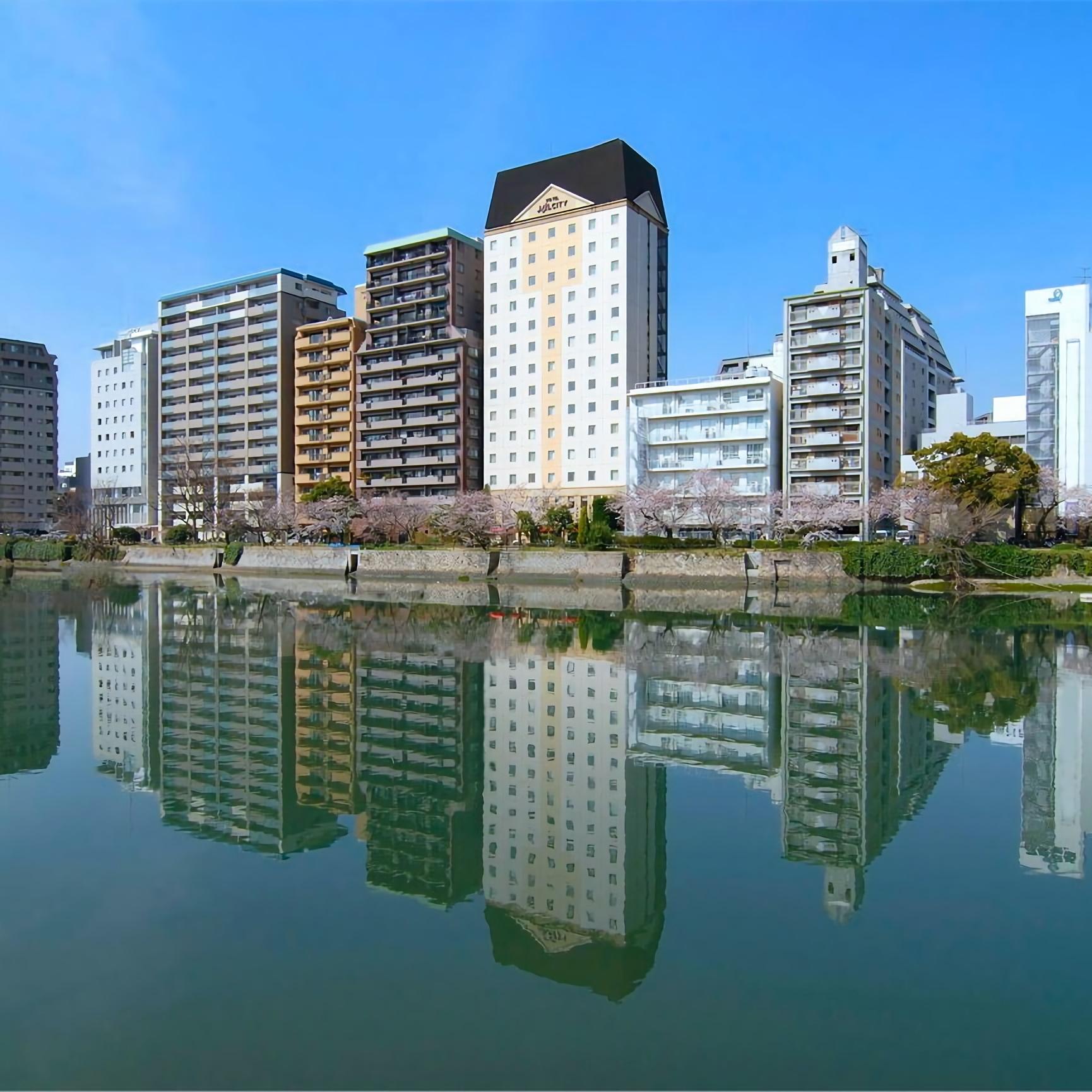 ホテルJALシティ広島...