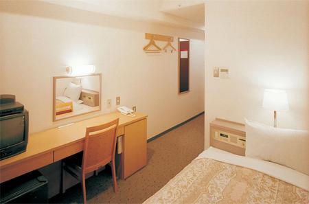 スマイルホテル弘前の客室の写真
