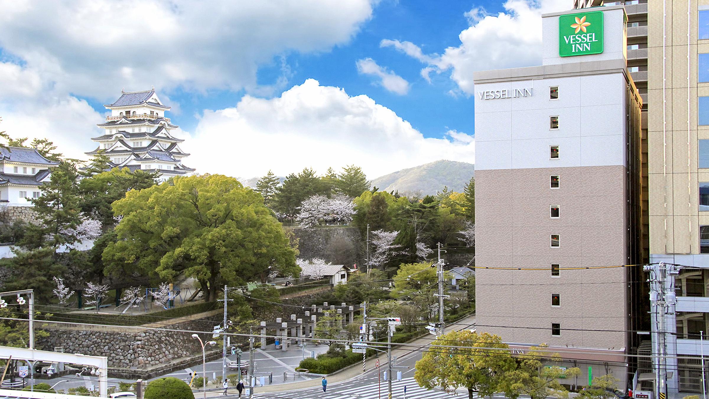 ベッセルイン福山駅北口(旧:キャッスルイン福山)
