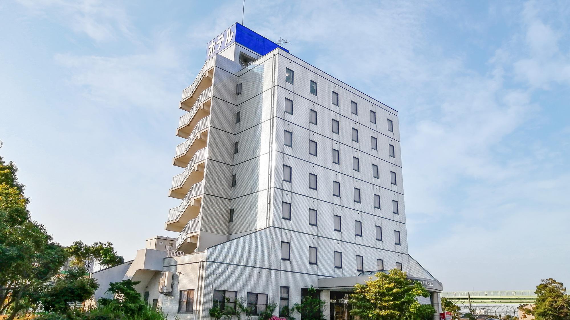 ホテル燕ヒルズ 吉田駅前(BBHホテルグループ)