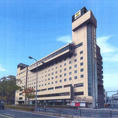 スマイルホテル和歌山...