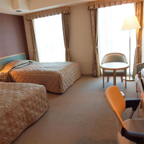 宇都宮東武ホテルグランデの客室の写真