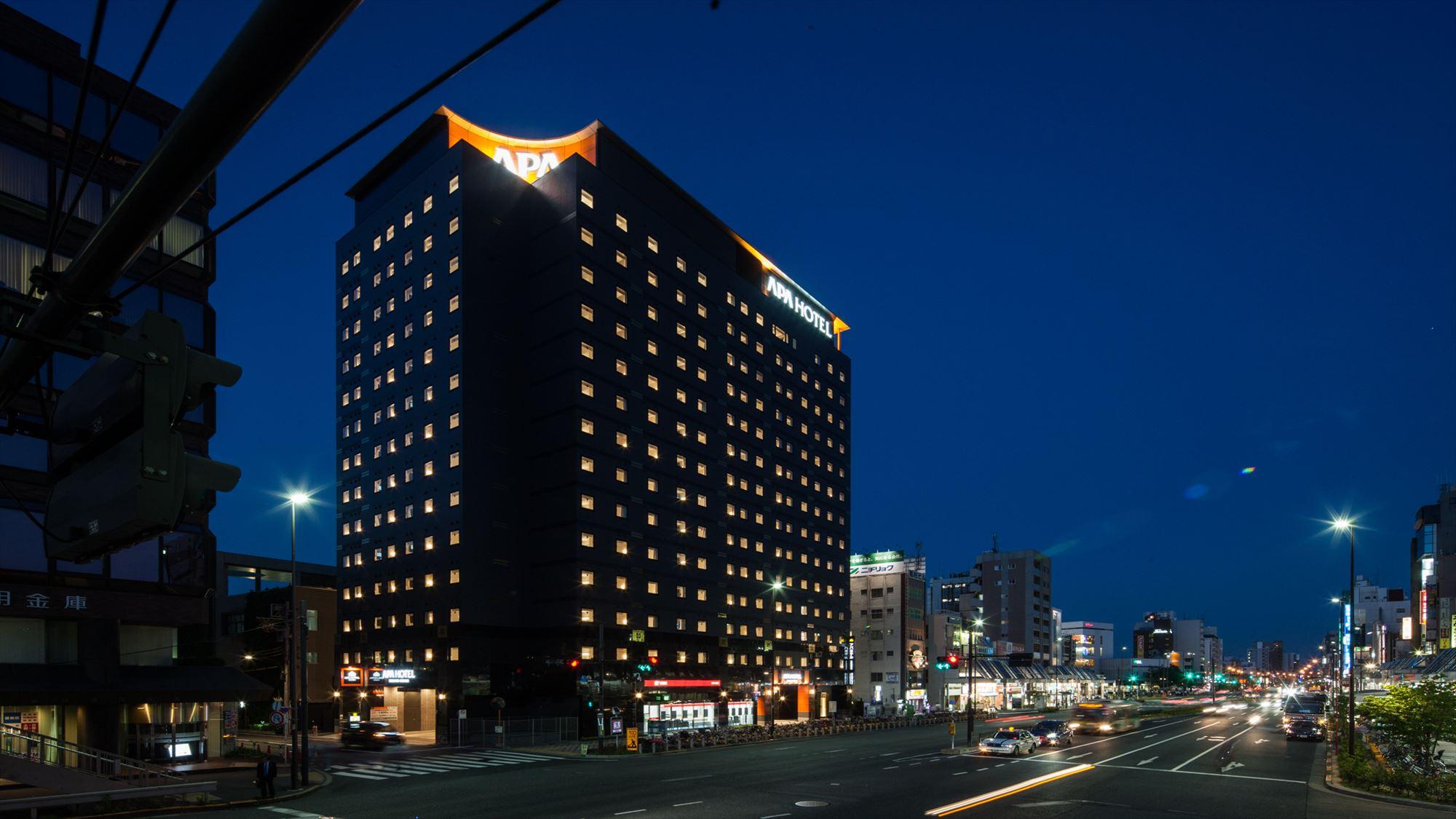 アパホテル<巣鴨駅前>の詳細