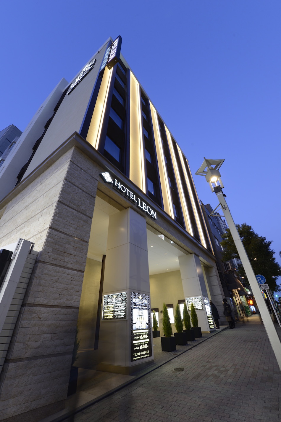 祭の日 HOTEL LEON 目黒