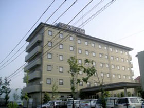 ホテルルートイン伊賀上野...