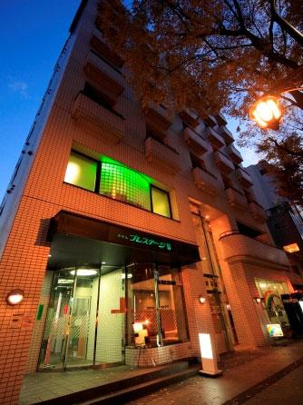 アルファホテル in 定禅寺(旧ホテルプレステージII)