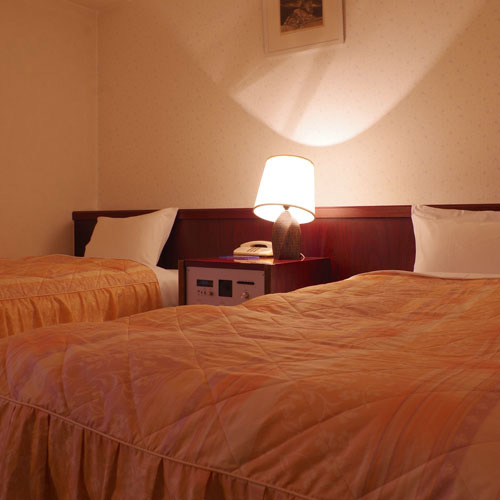 シティホテル青雲荘の客室の写真