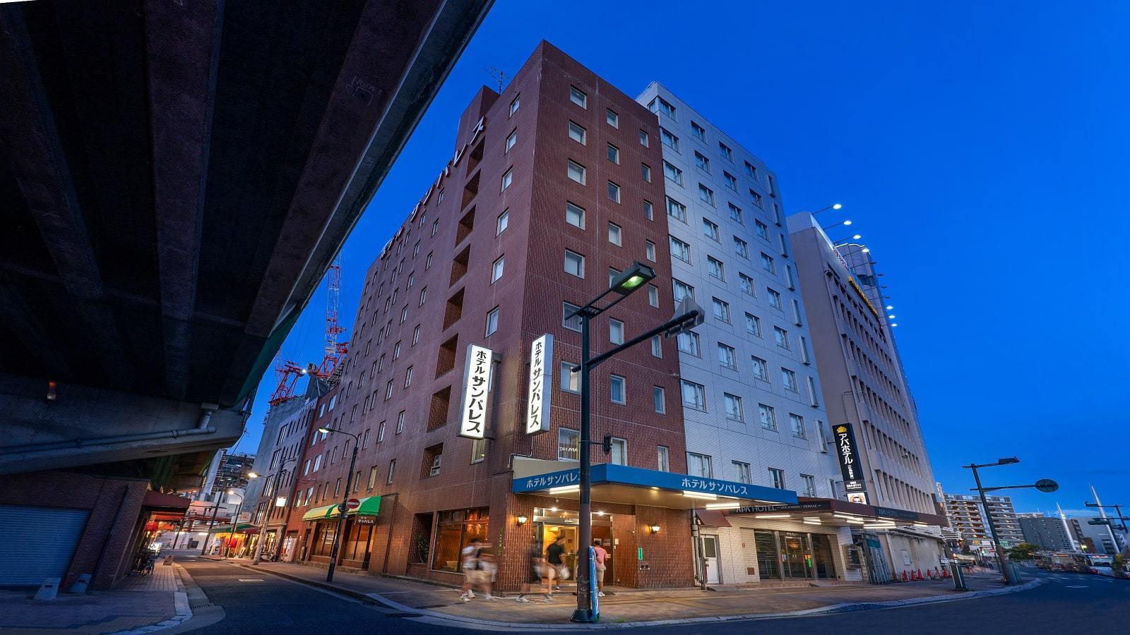 ホテル サンパレス<広島県>