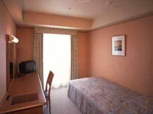 ホテルライフォート札幌の客室の写真