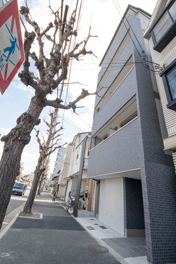 JAPANING京都ホテル円町 外観写真