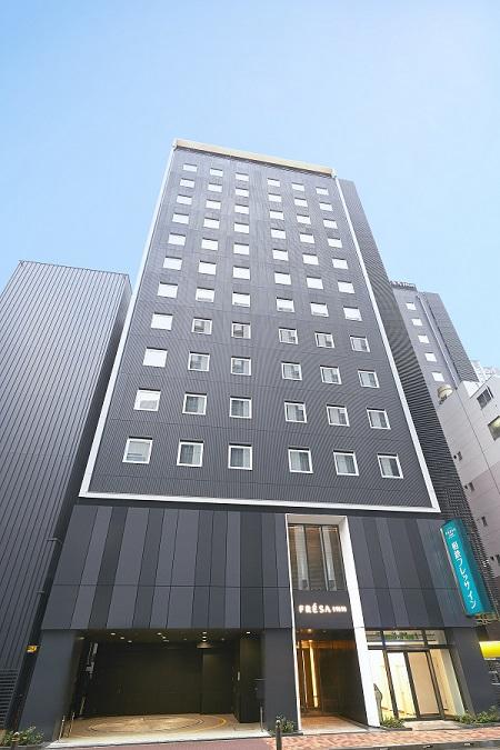 相鉄フレッサイン 銀座七丁目(2016年10月1日オープン)