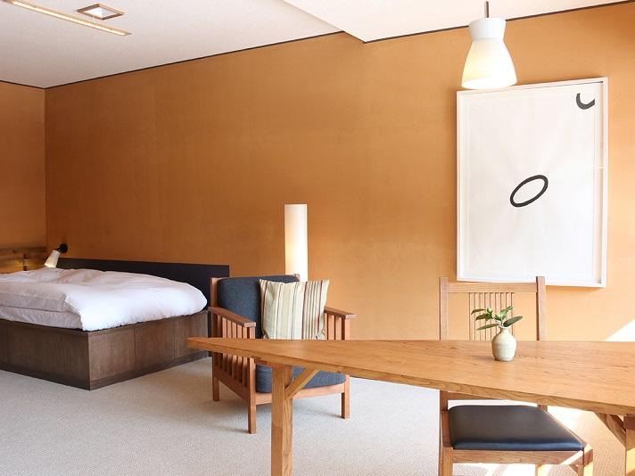 板室温泉大黒屋 保養とアートの宿 画像
