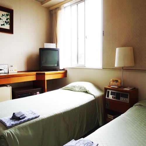 川之江ビジネスホテルの客室の写真