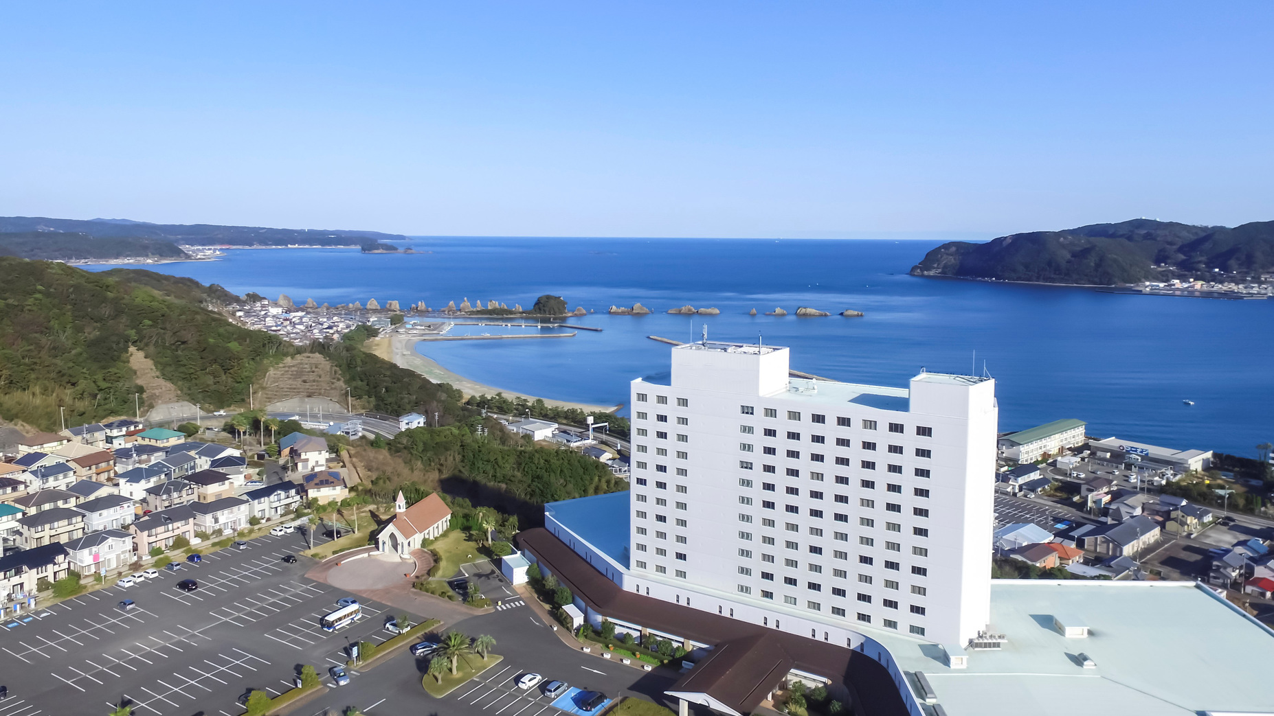 ホテル&リゾーツ 和歌山 串本(旧:串本ロイヤルホテル)...