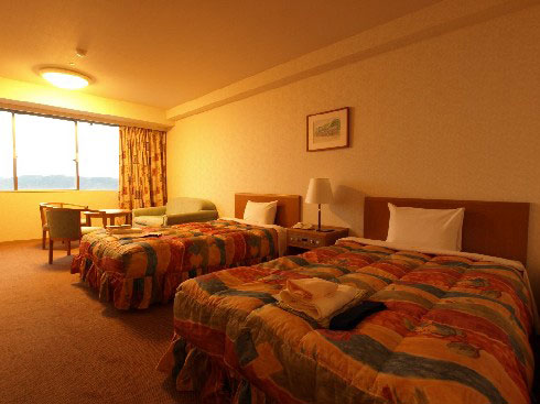 ホテル&リゾーツ 和歌山 串本 -DAIWA ROYAL HOTEL-の客室の写真