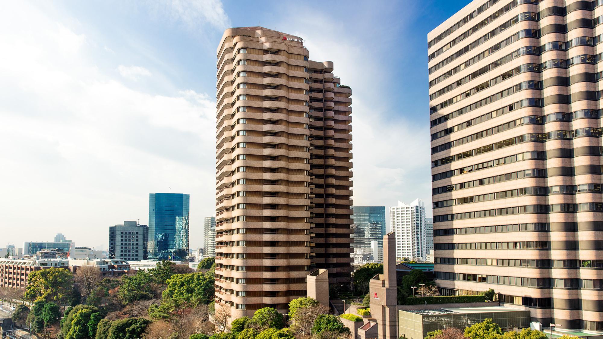 東京マリオットホテル 画像