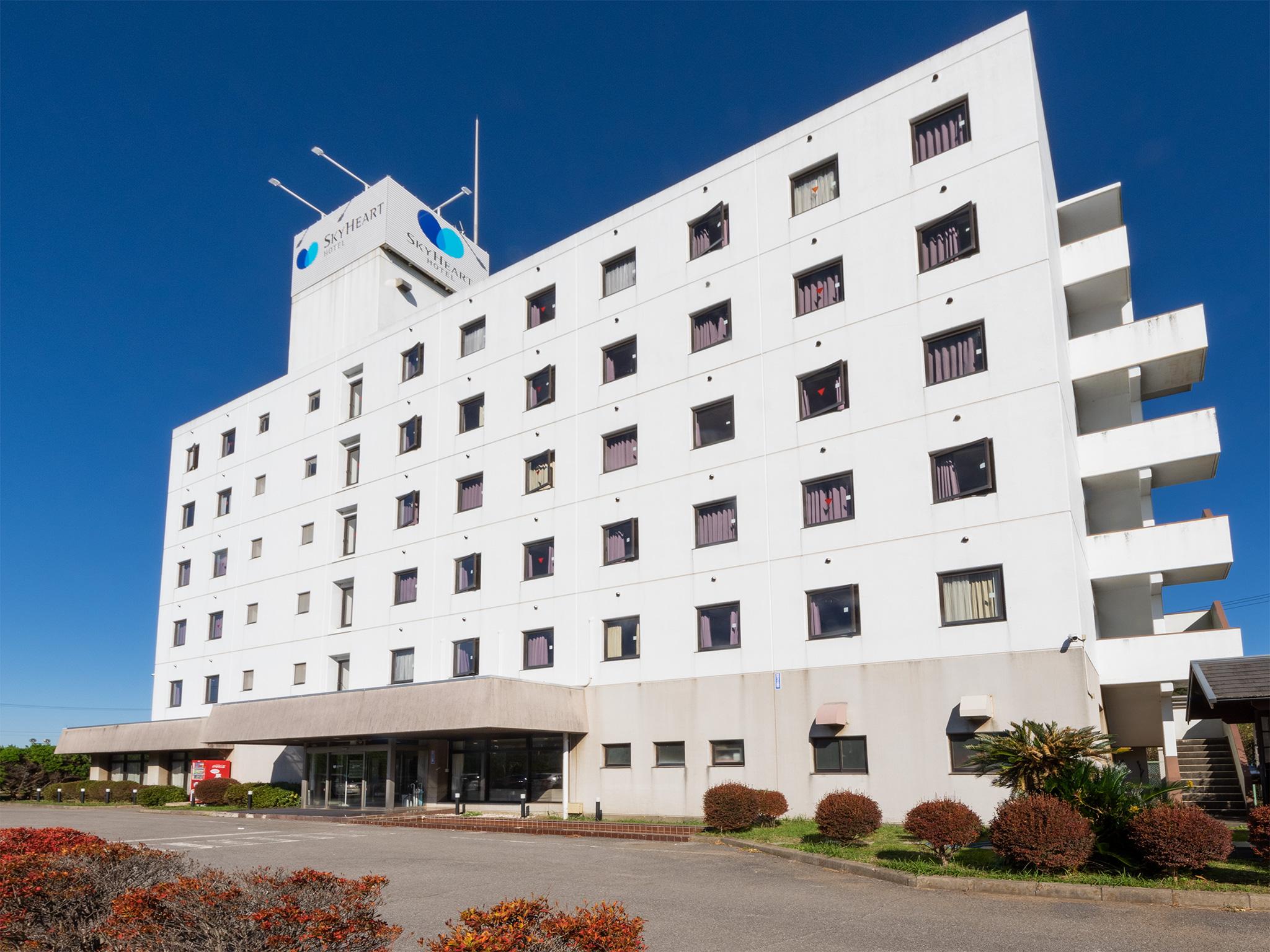 スカイハートホテル成田(旧:ホテルスカイコート成田)の施設画像