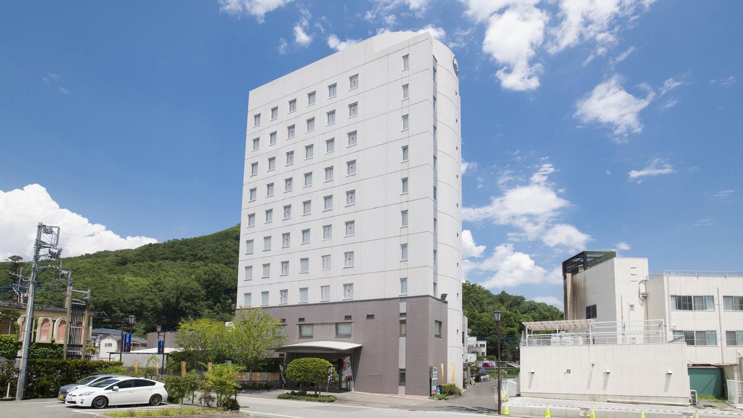 自家源泉かけ流しの天然温泉ビジネスホテル 湯村ホテルB&B...
