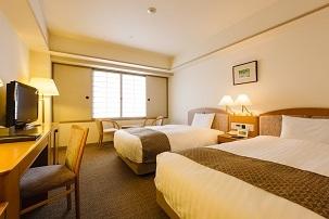 ホテルセントノーム京都の客室の写真