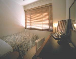 ホテル・パークサイド<東京/上野>の客室の写真