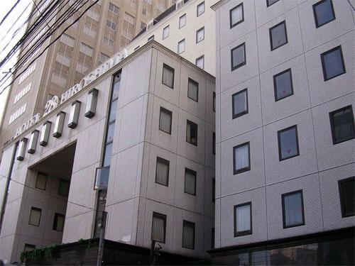 ホテル28広島 その1
