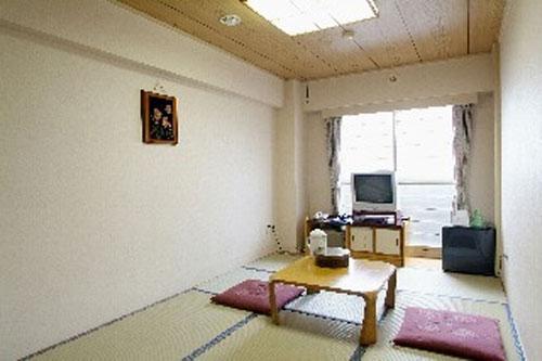 ホテルハシモトの客室の写真