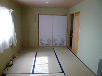 軽井沢のゲストハウス 道楽荘