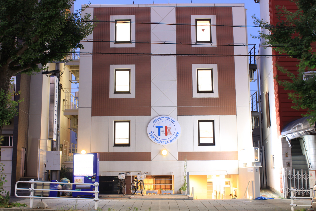 T&Kホステル 神戸三宮東(旧:豊多屋ホステル 三宮東)