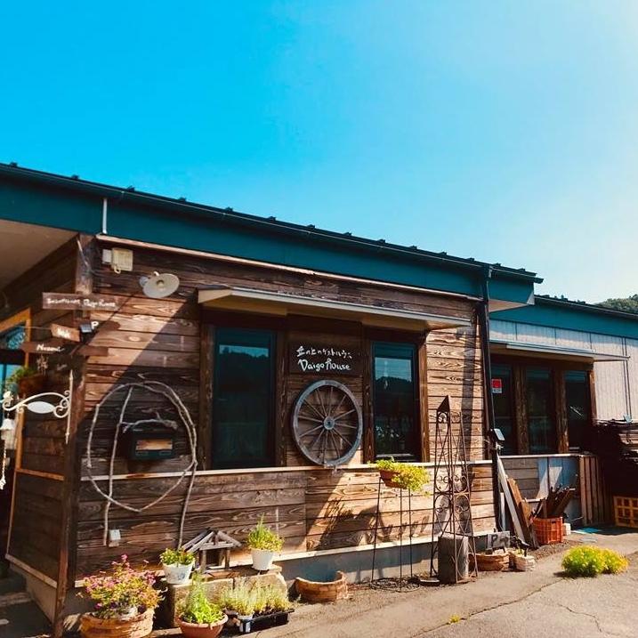 丘の上のゲストハウス「Daigo house」の画像