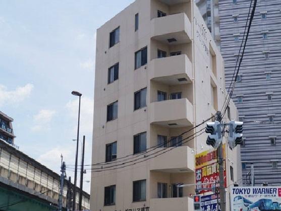 ビジネスホテルグロリア東京