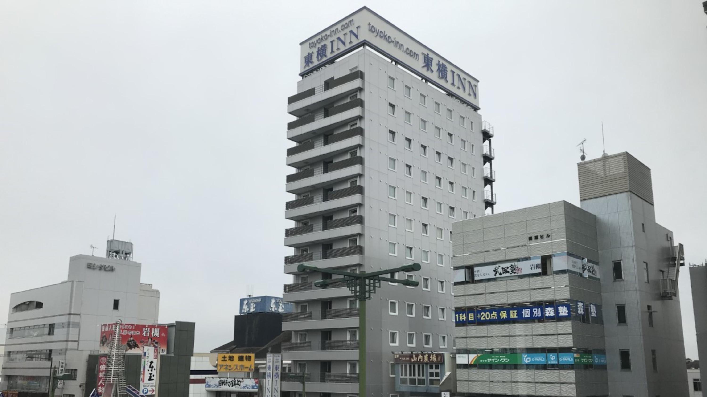東横インさいたま岩槻駅前