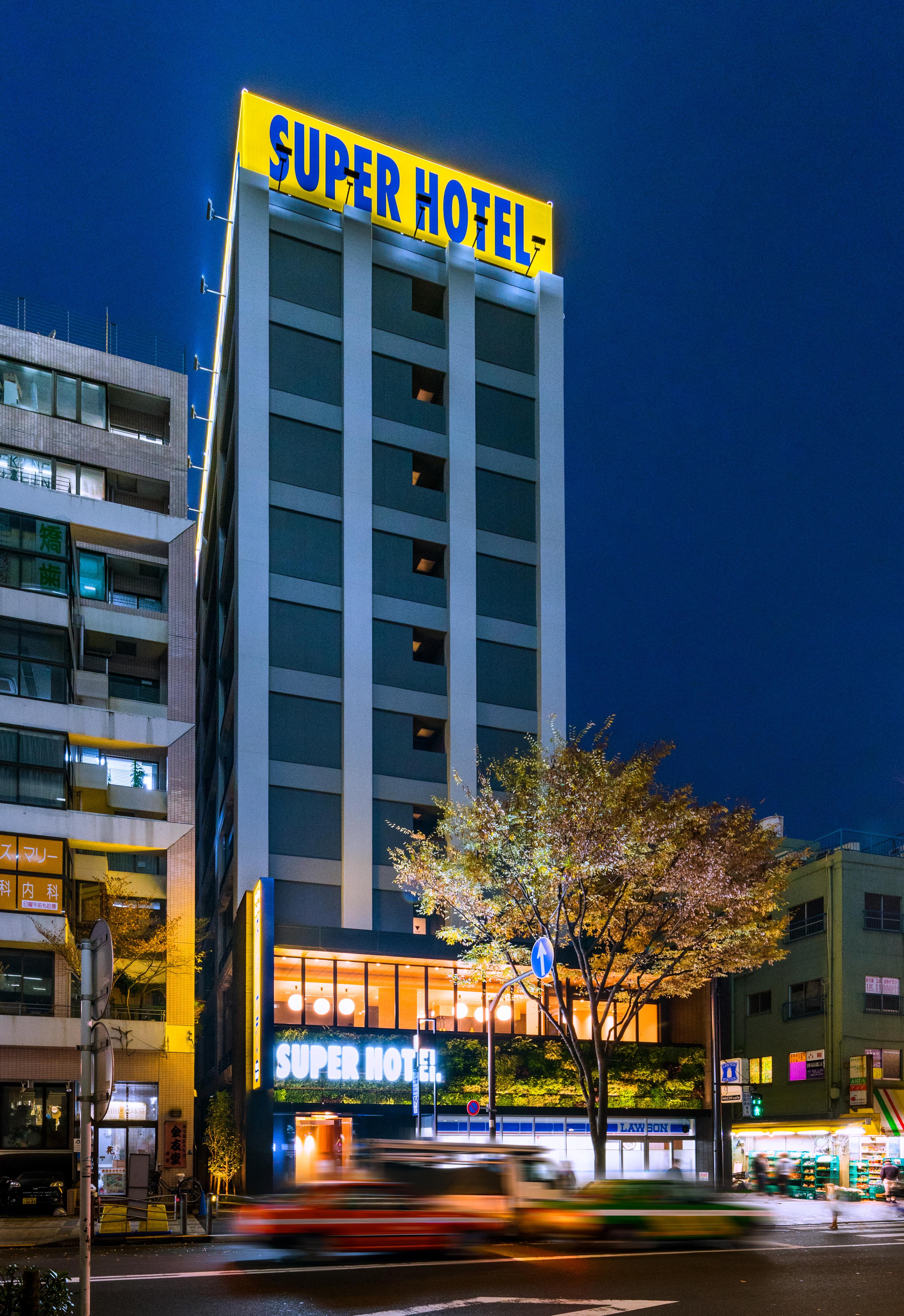 スーパーホテル東京錦糸町駅前