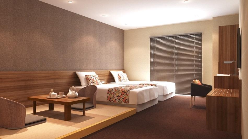 ザ・ベース・堺東・アパートメントホテルの部屋画像