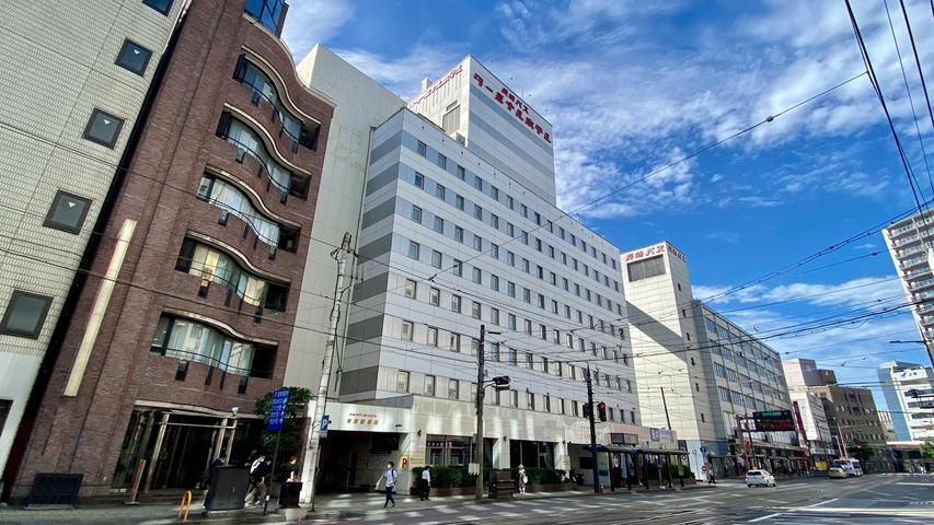 長崎バスターミナルホテル...
