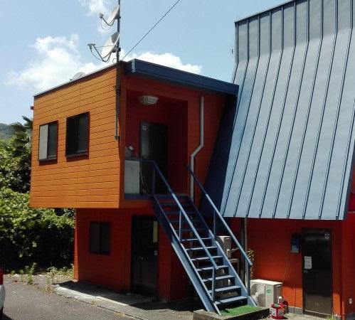 岡山ゲストハウスモコ